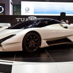 SSC Tuatara at Dubai 2011