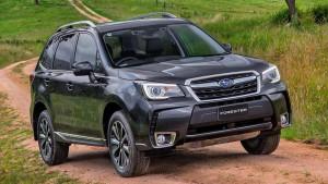 Subaru Forester 2107: refinamiento, lujo y tecnología.