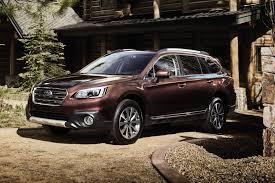 Subaru Outback 2017: revisado y mejorado