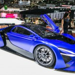 TechRules supercar EV