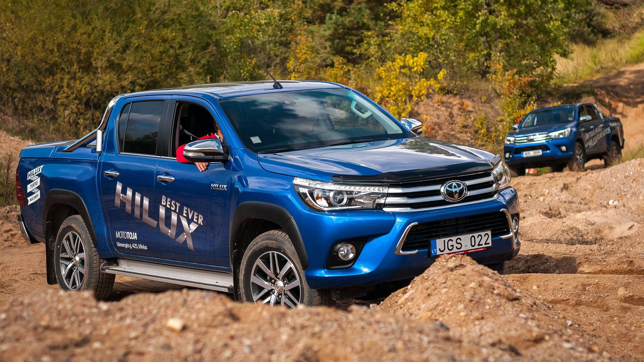 Toyota Hilux 2017: exitoso, potente, impecable y ...