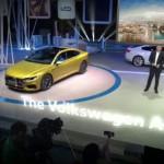 Volkswagen Arteon Gran Turismo: Sus competidores son el Alfa Romeo Giulia, Audi A5 Sportback, BMW Serie 4 Gran Coupé, Kia Stinger GT, Mercedes-Benz Clase CLA y el Opel Insignia Grand Sport