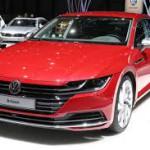 Volkswagen Arteon Gran Turismo (PICTURES)