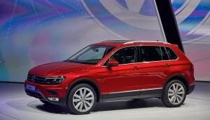 Volkswagen Tiguan 2017: Sorprendente y divertido.