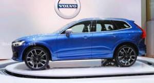 Auto Show de Ginebra 2017: Volvo XC60 2018, lujo y seguridad al estilo Volvo.