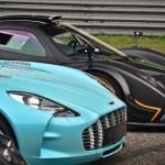 Autos de alto rendimiento