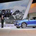 Volkswagen Pressekonferenz am 04032014 Automobilsalon Genf