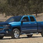 2017 Chevrolet Colorado: Rivals: GMC Canyon, Toyota Tacoma, Ford Ranger, Volkswagen Amarok, Nissan Frontier, Mitsubishi L200, Toyota Hilux and Renault Alaskan