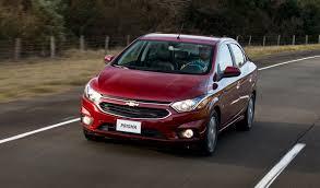 Chevrolet Prisma 2017: con pequeñas pero buenas mejoras.