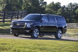 Chevrolet Suburban 2017: versatilidad, lujo y capacidad superior.