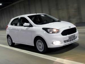 Ford Figo Hatchback 2017: diseño, espacio y eficiencia.