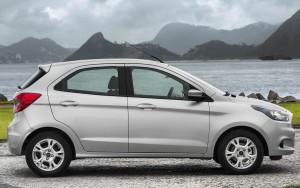 Ford Ka 2017: pequeño y exitoso.