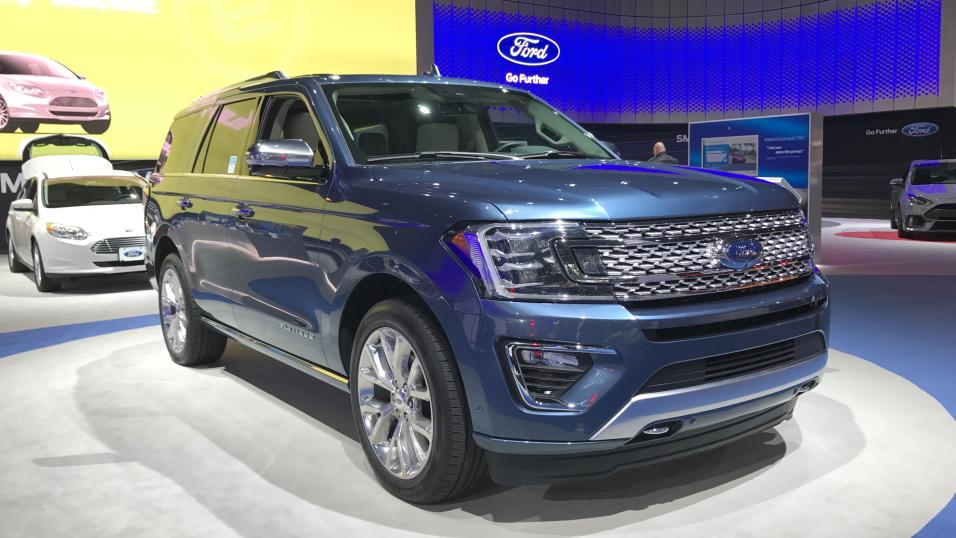 2017 ford expedition el prices incentives dealers truecar autos post. Black Bedroom Furniture Sets. Home Design Ideas