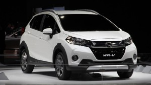 Honda WR-V 2017: una nueva Mini SUV bastante interesante