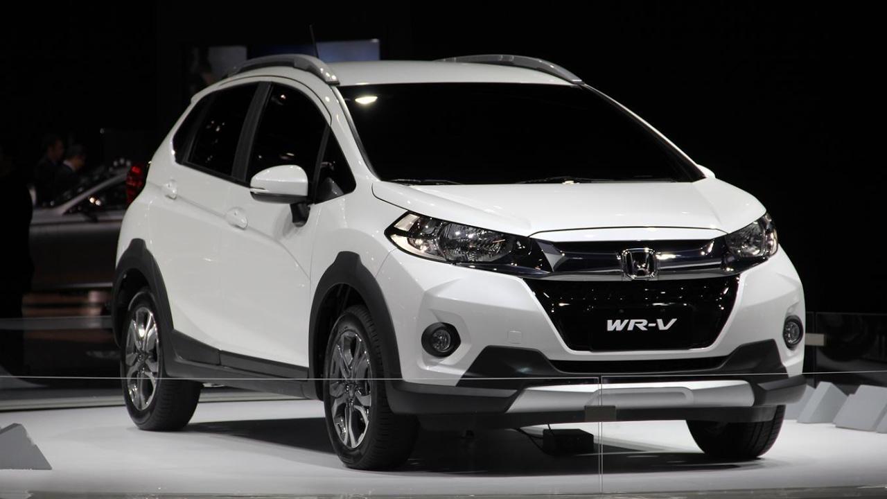 Honda WR-V 2017: una nueva Mini SUV bastante interesante   Lista de Carros