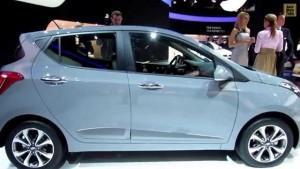 Hyundai Grand i10 2017: más avanzado y económico.