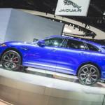 Jaguar F-Pace, elegido como el World Car of the Year 2017