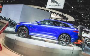 Salón de Nueva York 2017: Jaguar F-Pace, elegido como el World Car of the Year 2017