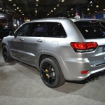 Jeep Grand Cherokee Trackhawk 2018 (PICTURES)