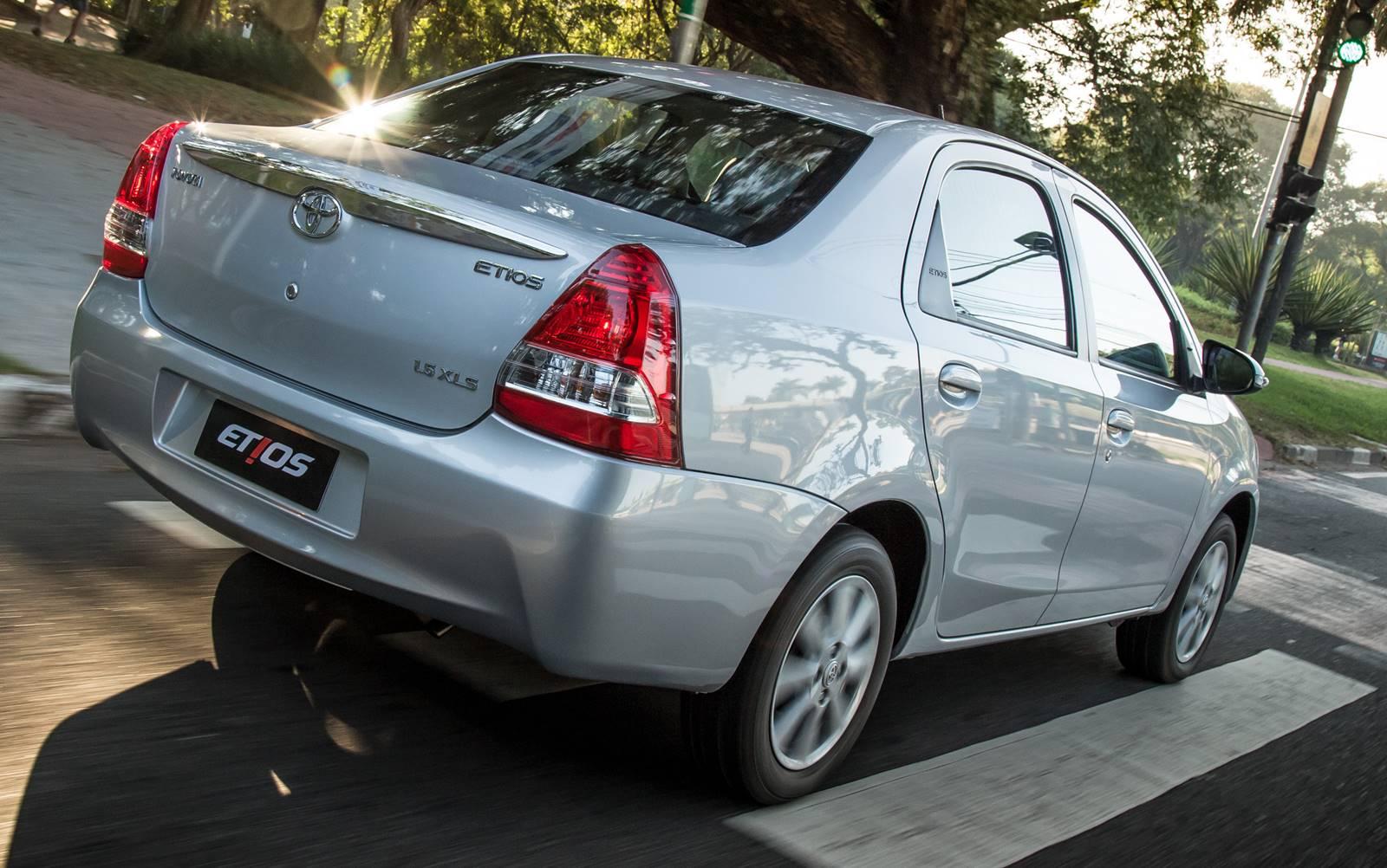 Toyota Etios Sedan  Otras Alternativas Son El Chevrolet Aveo Sedan Chevrolet Prisma Fiat Grand Siena Ford Fiesta Sedan Peugeot  Compact
