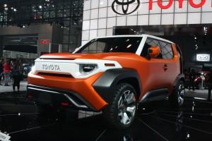 Auto Show de Nueva York 2017: Toyota FT-4X Concept, práctico e interesante