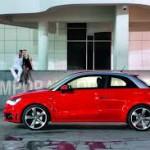 Audi A1 2017: Sus competidores son el Suzuki Swift Sport, Citroën DS3, Alfa Romeo MiTo, Fiat 500, Volvo C30 y el MINI Cooper.