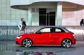 Audi A1 2017: lujo, poder y alegría de conducción.