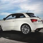 Audi A1 2017: Otras alternativas son el Suzuki Swift Sport, Citroën DS3, Alfa Romeo MiTo, Fiat 500, Volvo C30 y el MINI Cooper.