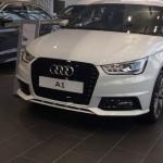 Audi A1 Sportback 2017: Tiene como rivales al Toyota Yaris Sport, Kia Rio 5, Opel Corsa, Renault Clío y al Citroën C3.