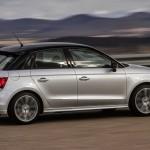 Audi A1 Sportback 2017: Para Perú la versión Sportback T FSI S-Tronic tiene un precio de U$S30,300
