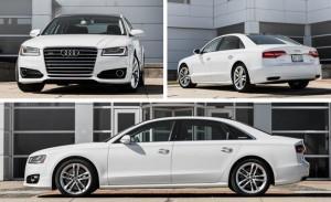 Audi A8 Sedán 2017: alta dosis de lujo y deportividad.