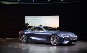 BMW Serie 8 Concept: !! un Coupé grande, moderno y espectacular !!