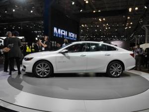 Chevrolet Malibu 2017: señorial, detallado y sofisticado.
