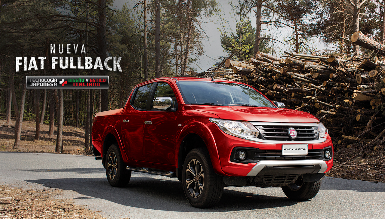 fiat fullback 2017 la nueva anti hilux italio nipona lista de carros. Black Bedroom Furniture Sets. Home Design Ideas