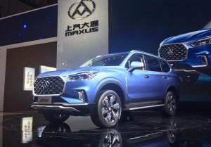 Autoshow de Shanghai 2017: Maxus D90 o el clon de la Toyota Sequoia