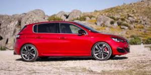 Peugeot 308 Hatchback 2017: atlético, hermoso y atractivo