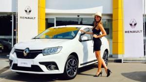 Renault Symbol 2017: calidad, comodidad, espacio y seguridad.