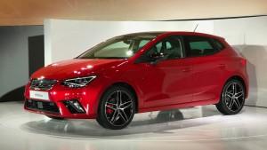 Seat Ibiza Hatchback 2017: juvenil, deportivo y exitoso