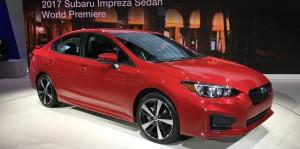 Subaru Legacy Sedán 2017: lujo, diseño, potencia y seguridad.