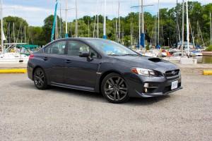 Subaru WRX 2017: deportividad, poder, seguridad y diversión.