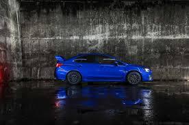 Subaru WRX STI 2017: prestigio, poder, control y adrenalina.