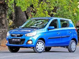 Suzuki Alto 2017: bajo consumo y bajo precio