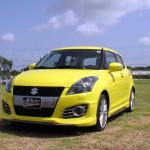 Suzuki Swift Sport 2017: belleza y enfoque deportivo