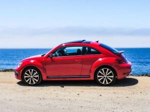 Volkswagen Beetle 2017: hermoso y diferente a los demás.