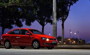 Volkswagen Polo Sedán 2017: confort y comodidad