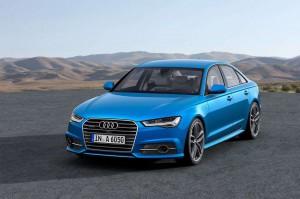 Audi A6 2017: deportividad, lujo y exclusividad.