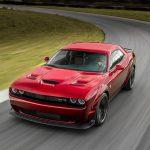 Dodge Challenger SRT Hellcat Widebody 2018: poder, pasión y agresividad