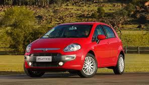 Fiat Punto 2017: excelente relación precio/equipamiento.