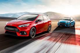 Ford Focus RS Limited Edition 2018, una despedida con 1,500 exclusivas unidades