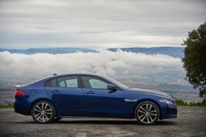 Jaguar XE 2017: elegancia, poder y exclusividad.